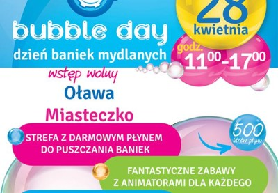 Bubble day w Oławie